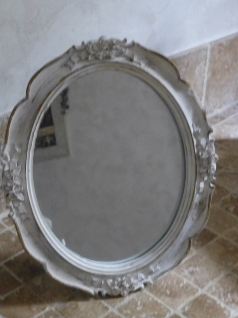 Vieux miroir